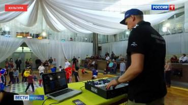 В Перми состоялся фестиваль современного танца ORDJO FEST